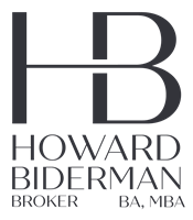 Howard Biderman | Real Estate  Broker